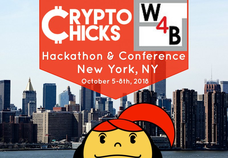 CryptoChicks & Women4Blockchain Come Together to HACK Into the Big Apple