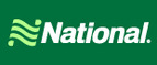 Book early and find great deals at National Car Rental!